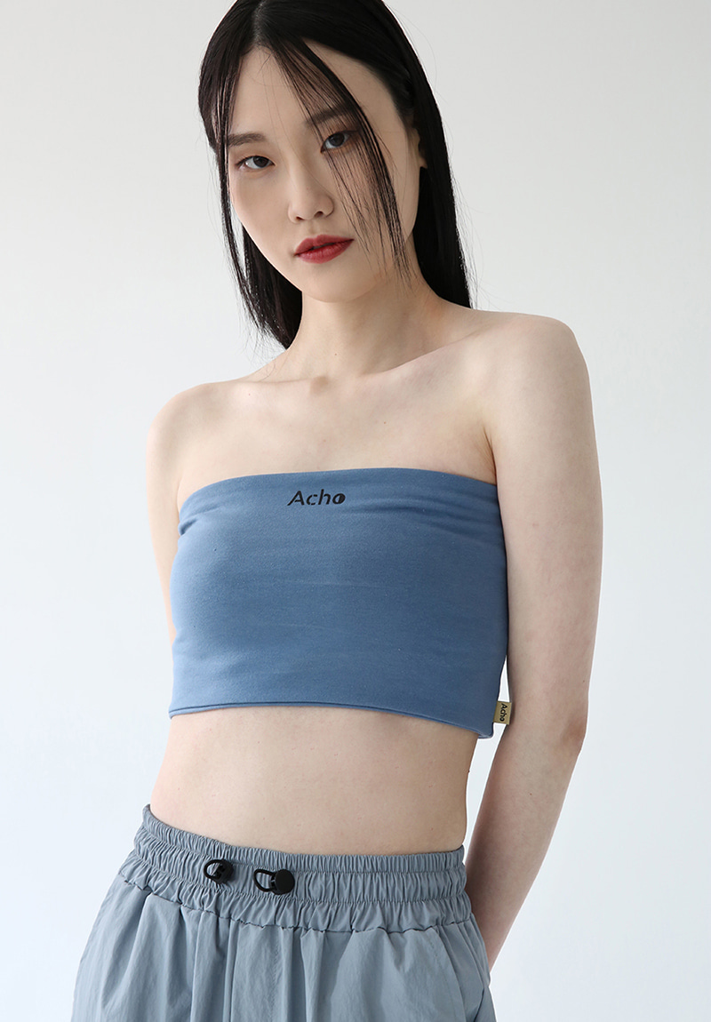 Premium Cotton Bra top_DeepBlue